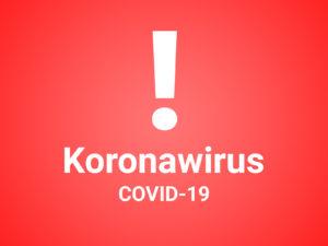 Informacje w związku z epidemią koronawirus