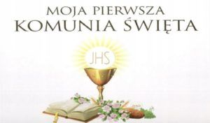 Read more about the article I Komunia Święta 2020