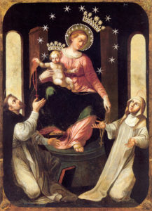 Akcja Katolicka zaprasza do Nowenny Pompejańskiej w intencji Parafii