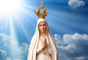 Zapraszamy na nabożeństwo fatimskie w niedzielę 13 września