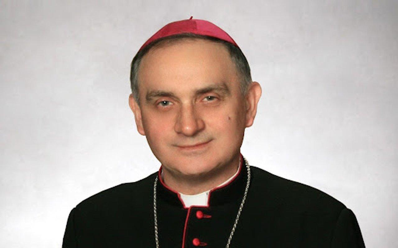 Read more about the article Ojciec Święty mianował bpa Krzysztofa Włodarczyka, dotychczasowego biskupa pomocniczego naszej diecezji, biskupem diecezji bydgoskiej,