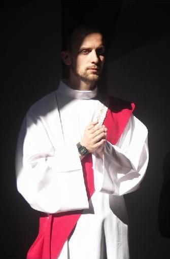 You are currently viewing Święcenia diakonatu…